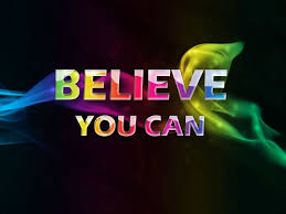 Trust yourself, self confidence, believe, growth